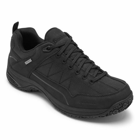 Dunham LUDLOW Cloud Plus Lace Up BLACK