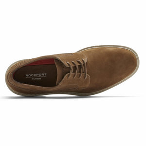 Rockport Men TANNER PLAIN TOE MONKS ROBE