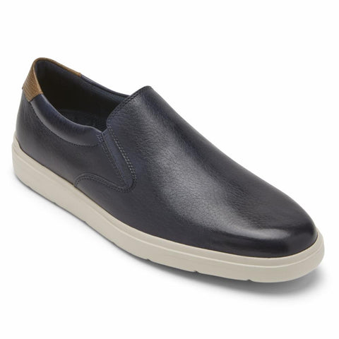 Rockport Men TOTAL MOTION LITE SLIP-ON NEW DRESS BLUES TOLEDO