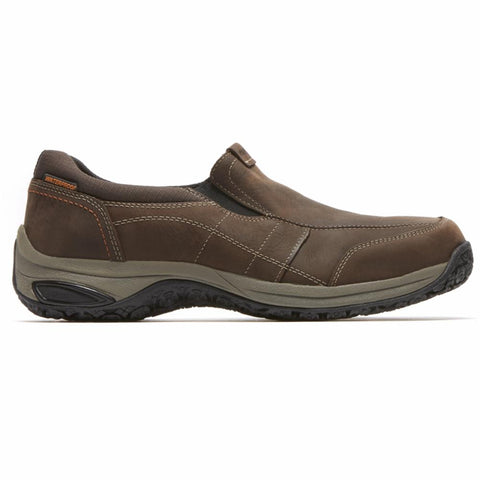 Dunham LUDLOW LITCHFIELD SLIP ON BROWN