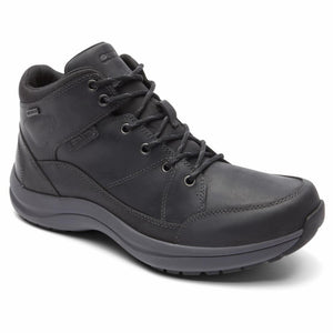 Dunham SUTTON SIMON LACE UP BLACK