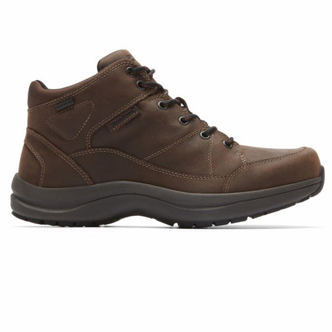 Dunham SUTTON SIMON LACE UP BROWN