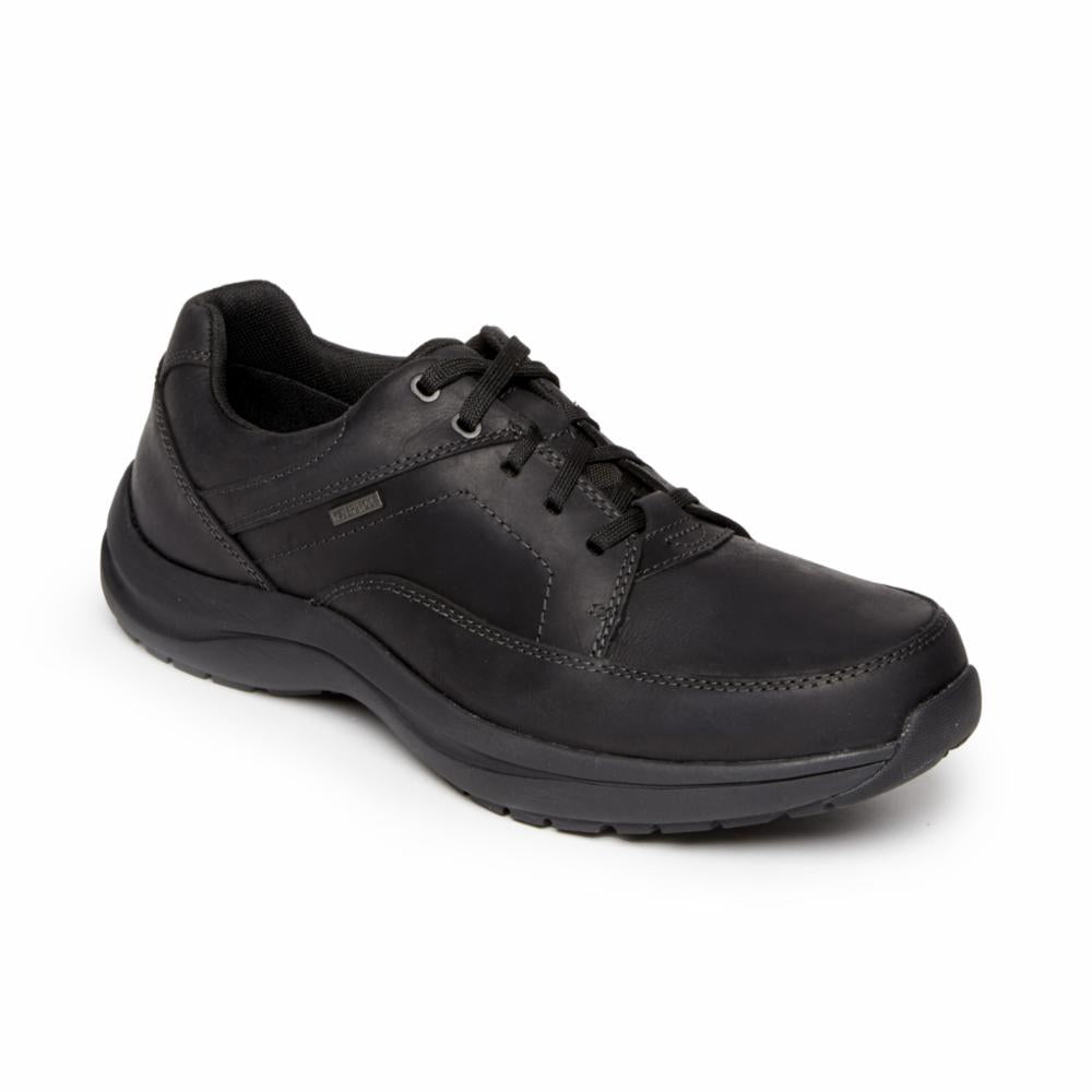 Dunham SUTTON STEPHEN LACE UP BLACK