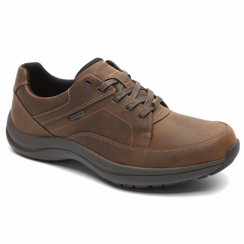 Dunham SUTTON STEPHEN LACE UP BROWN