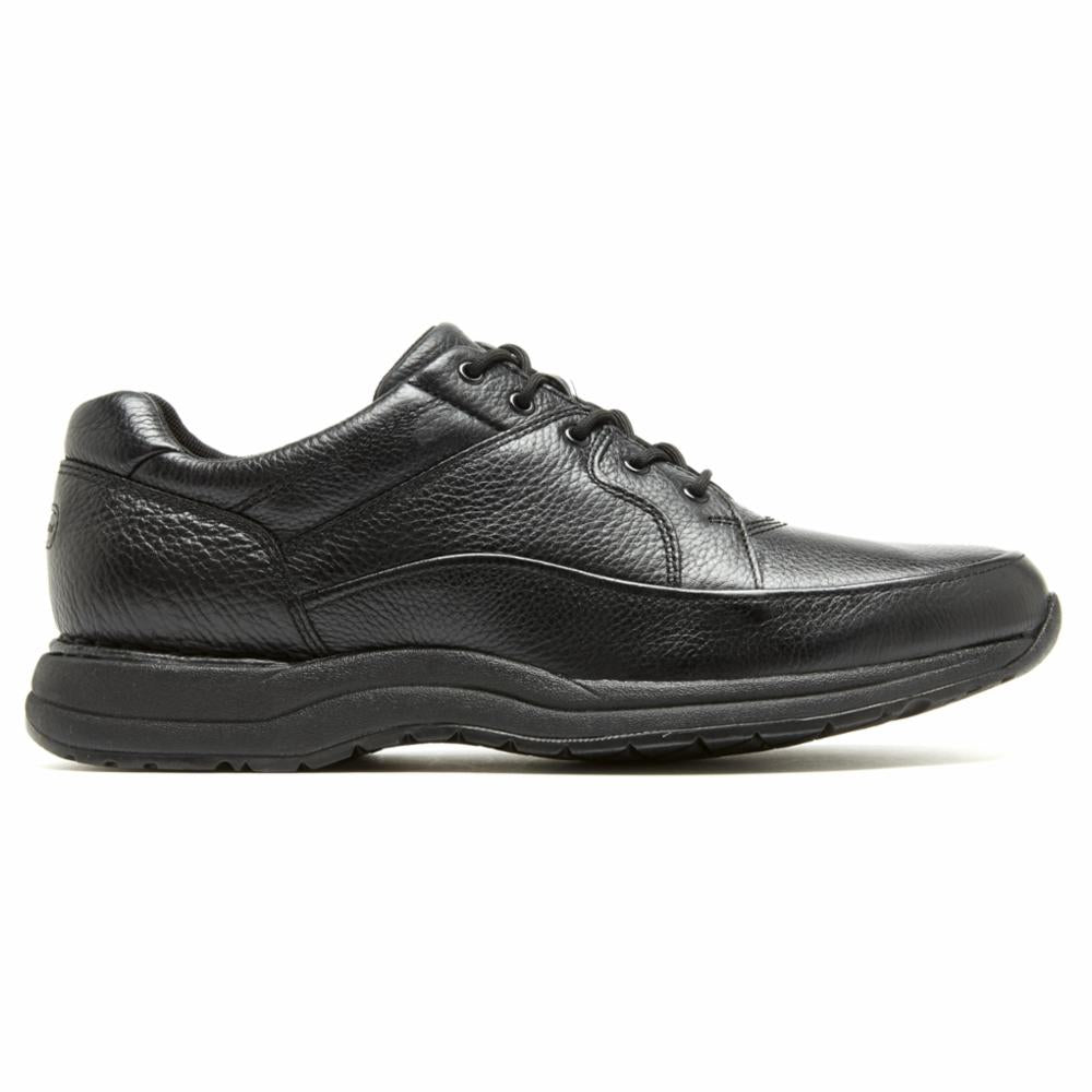 Rockport Men PATH TO CHANGE EDGE HILL BLACK/TUMBLED
