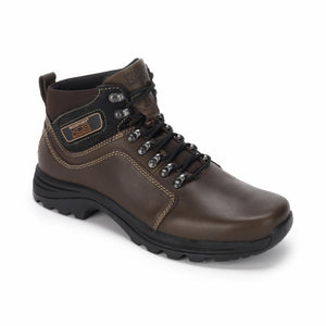 Rockport Men COLD SPRINGS ELKHART DK BRN/BLK DIS/BN MS