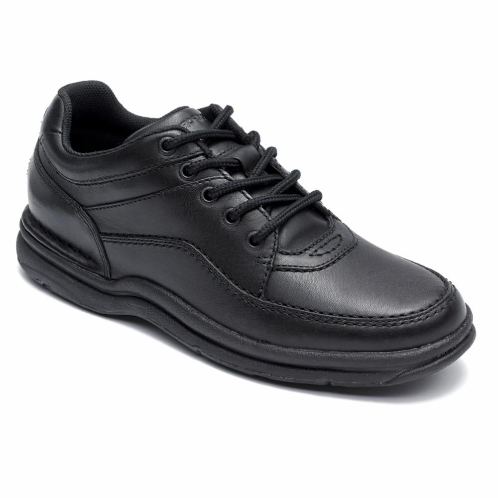 Rockport Men WORLD TOUR CLASSIC BLACK