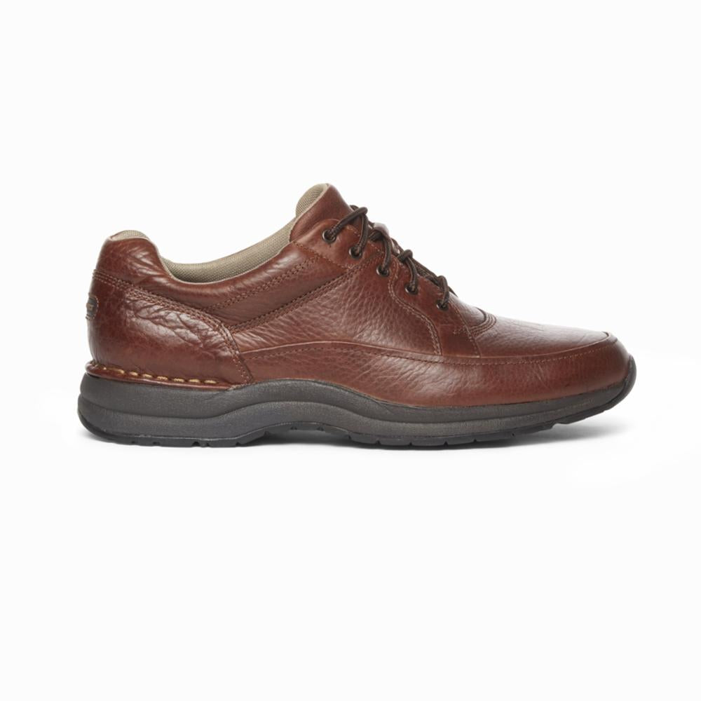 Rockport Men PATH TO CHANGE EDGE HILL BROWN PULL