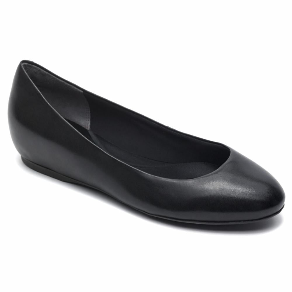 Rockport Women TOTAL MOTION HW20 PLAIN PUMP BLACK/WP