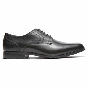 Rockport Men STYLE PURPOSE PLAIN TOE BLACK
