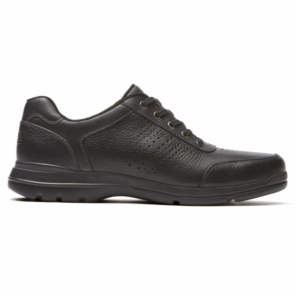Rockport Men CITY PLAY TWO PERF UBAL BLACK