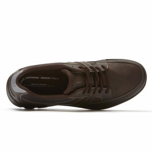 Rockport Men GET YOUR KICKS BLUCHER BROWN