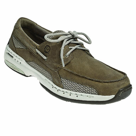Dunham WATERFORD CAPTAIN BOAT SHOE TAN