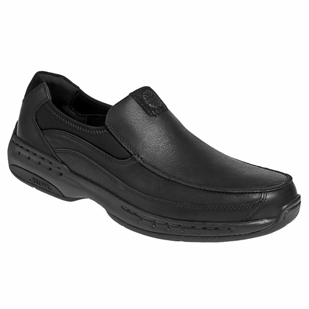 Dunham WATERFORD WADE SLIP-ON BLACK