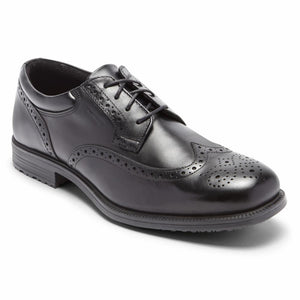 Rockport Men ESSENTIAL DETAILS WP WING BLACK