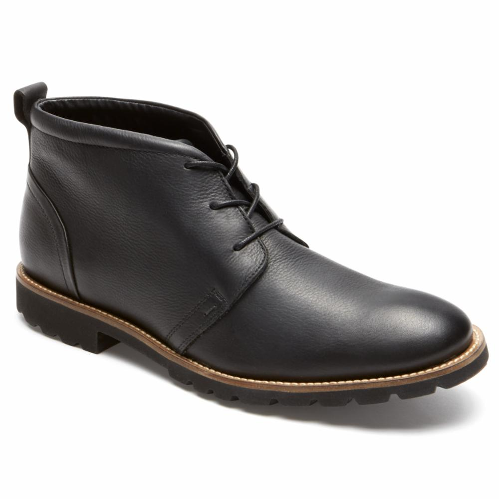 Rockport Men SHARP AND READY CHARSON BLACK