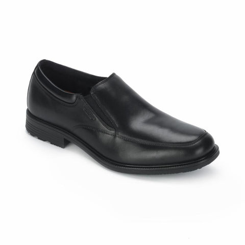 Rockport Men ESSENTIAL DETAILS WP SLIPON BLACK