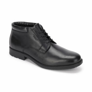 Rockport Men ESSENTIAL DETAILS WP CHUKKA BLACK
