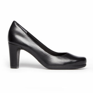 Rockport Women TOTAL MOTION  75mm Heel PUMP BLACK 3