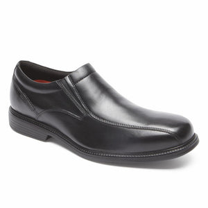 Rockport Men CHARLES ROAD SLIP ON BLACK