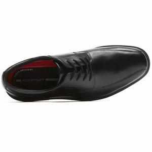 Rockport Men ESSENTIAL DETAILS II BIKE OX BLACK/LEATHER