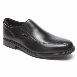 Rockport Men ESSENTIAL DETAILS II BIKE SO BLACK/LEATHER