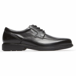 Rockport Men CHARLES ROAD BIKE TOE OX BLACK