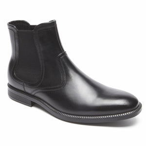 Rockport Men DRESSPORTS MODERN CHELSEA BLACK/LEATHER