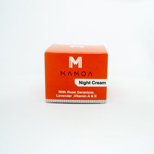 Night Cream For Dry Skin