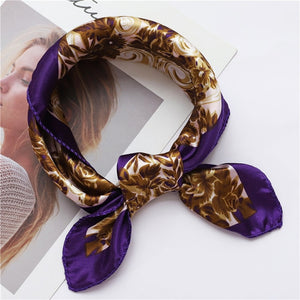 women scarf for hair, neck or bad