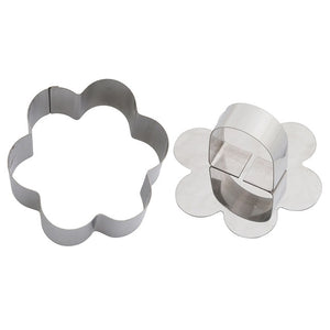 1 Pc Stainless Steel Cookies Cutter