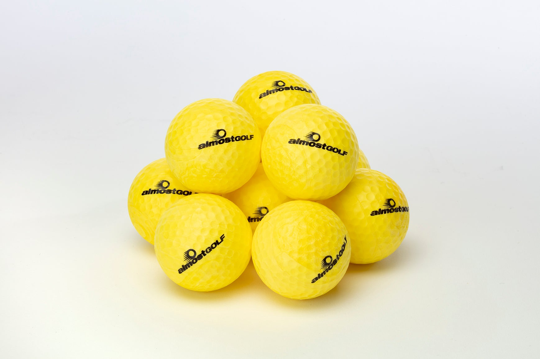 24 Ball Pack Practice Golf Balls