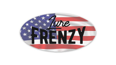 Lure Frenzy About Us Logo
