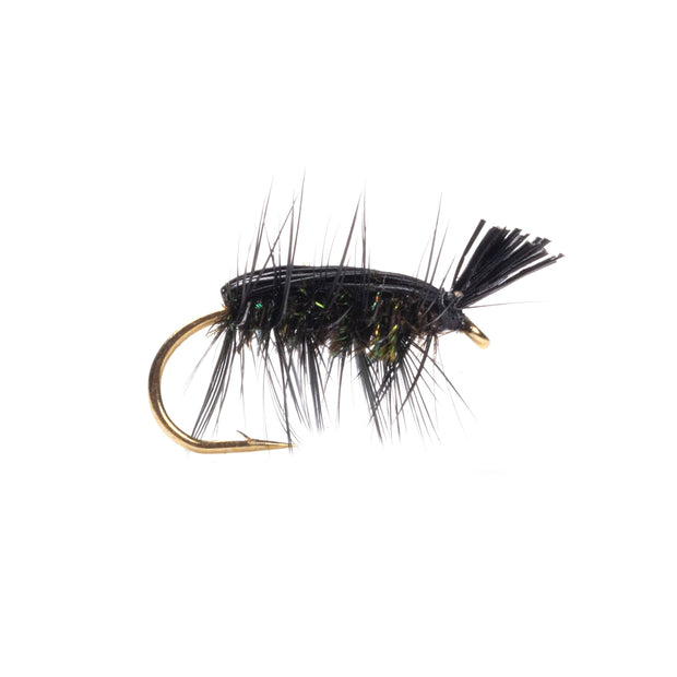 Hand-tied Flies-Black Beetle-Terrestrial Flies