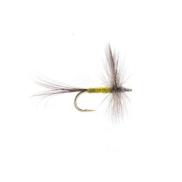 Hand-tied Flies-Blue Winged Olive-Dry Flies