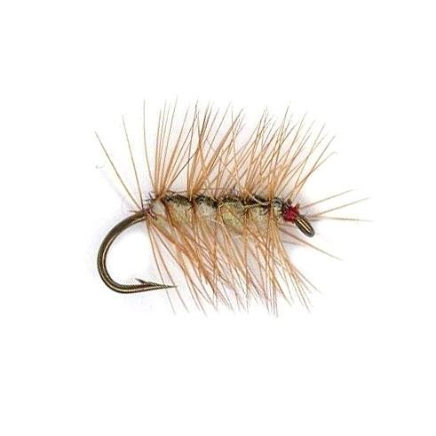 Hand-tied Flies-Crackleback-Dry Flies