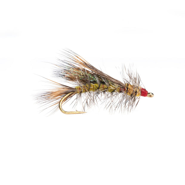 Hand-tied Flies-Crystal Stimulator-Dry Flies