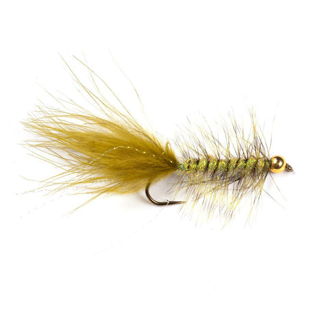 Hand-tied Flies-Crystal Woolly Bugger-Wet Flies