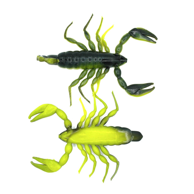 Fresh Baitz-FRESH Scorpion-Soft Plastics