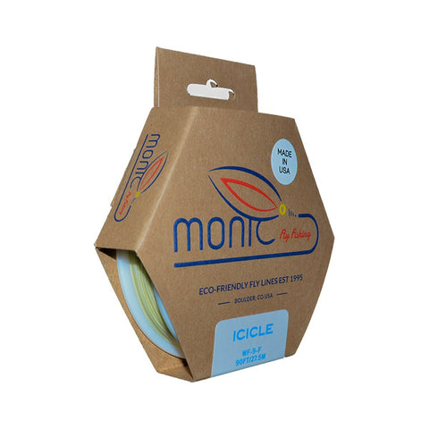 Monic Fly Lines-Icicle Floating Fly Line-Fly Line