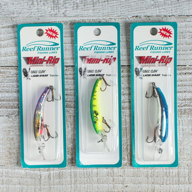 Reef Runner-Mini-Rip 100 Series-Hard Baits