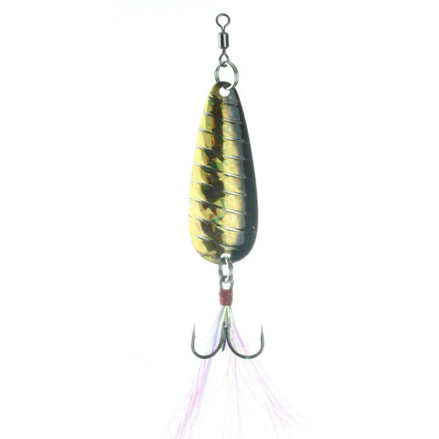 Nichols Lures-Mojo Flutter Spoon-Hard Baits