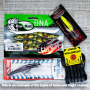 Lure Frenzy -Mystery Grab Bag-