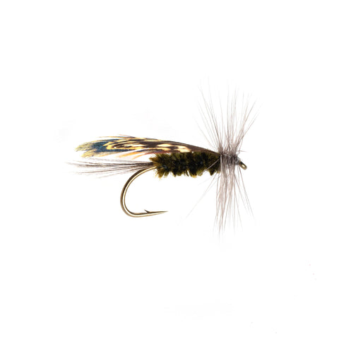Hand-tied Flies-Old Faithful-Dry Flies