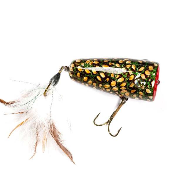 S.S. Baits Co.-Wide Mouth Popper-Hard Baits