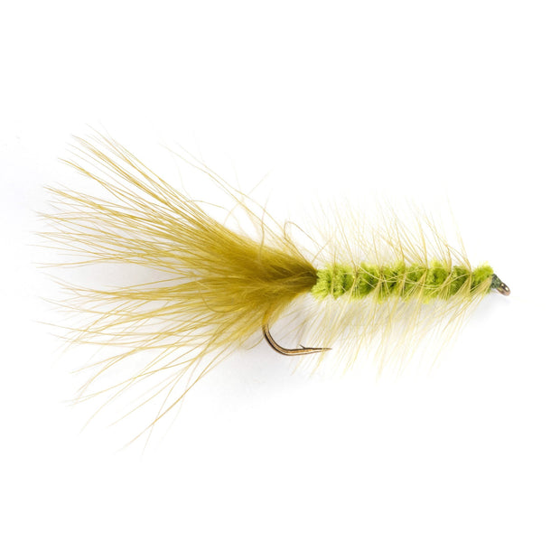 Hand-tied Flies-Woolly Bugger-Wet Flies