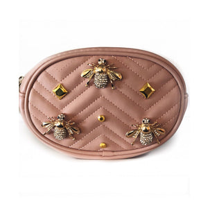 Bumble Bee Belt Bag - Vegan Leather