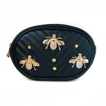 Load image into Gallery viewer, Bumble Bee Belt Bag - Vegan Leather