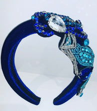 Load image into Gallery viewer, MERMAID VELVET HEADBAND