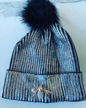 Load image into Gallery viewer, METALLIC BEANIES (Adults & Kid's)